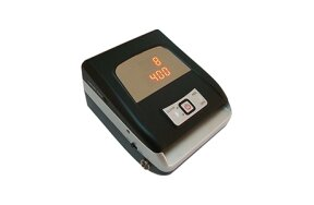 PORTABLE BANKNOTE DETECTOR WITH BATTERY